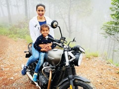 """""""Finally Being Able To Breathe In The Outdoors"""": Gul Panag Checks In From Hill Station Trip"""