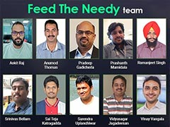 From Feeding Migrants To Cremations, 10 Techies From Hyderabad Ease Covid Suffering