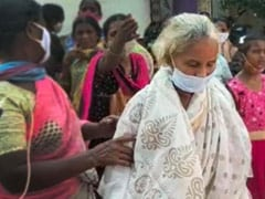 Woman Returns Home 18 Days After Andhra Family Buries Body In Covid Wraps