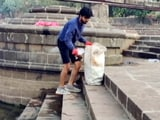 Video: Meet Vivek Gurav, A Plogger From Pune Who Is Leading The Way Towards A Cleaner India
