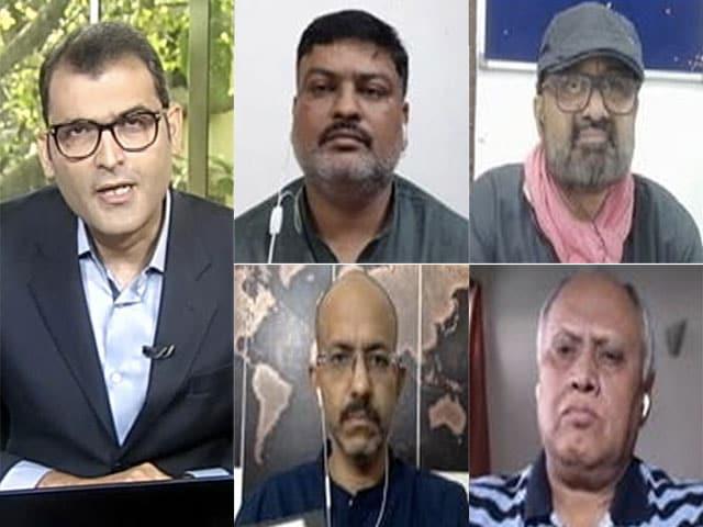 Video : सवाल इंडिया का: राम मंदिर के लिए ज़मीन खरीद में घोटाला?