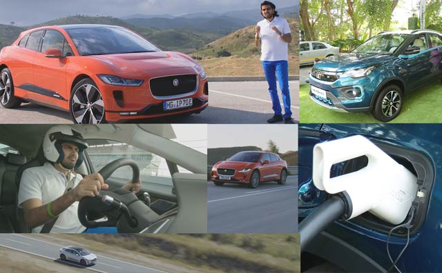 Video : The carandbike Show - Episode 887 Jaguar I-Pace Review | The Push To Plug-in