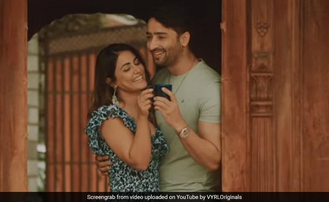 Baarish Ban Jaana: Hina Khan And Shaheer Sheikh's Chemistry Is Breaking The Internet