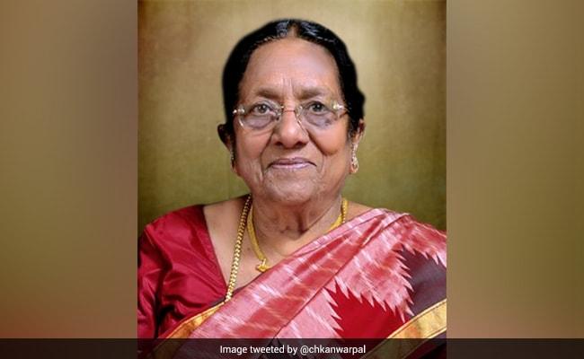 Former Haryana Minister And BJP Leader Kamla Verma Dies At 93