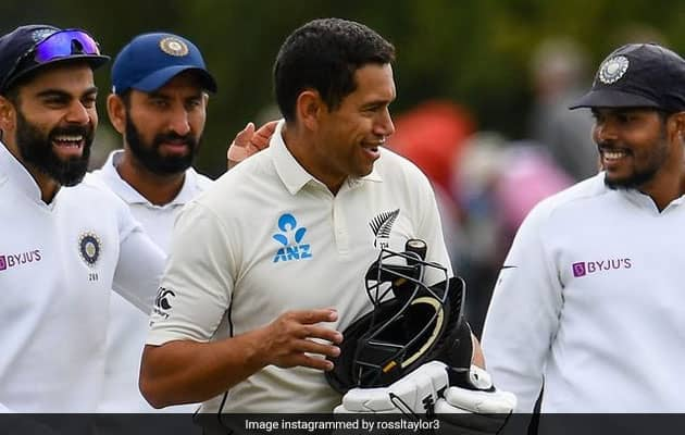 """""""WTC Final Marquee Against India Going To Be Tough,"""" Says Ross Taylor"""
