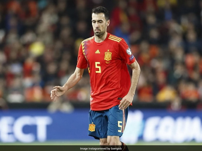 EURO 2020: Sergio Busquets To Rejoin Spain Squad After Testing Negative For COVID-19