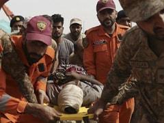 Pakistan Express Trains Collision Kills At Least 43, Several Injured