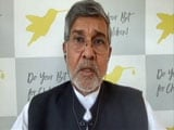 Video : Right To Health Must Be Recognised As A Fundamental Right: Kailash Satyarthi