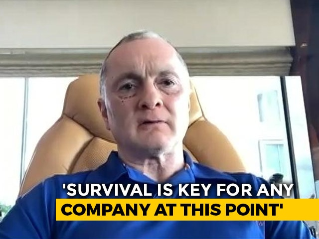 Video : Demand May Get Deferred, Not Lost: Gautam Singhania, Raymond Group Chairman