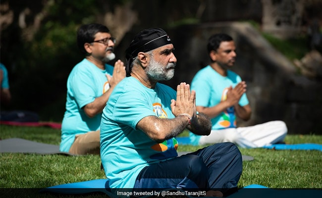 Yoga Can Improve Physical, Mental Health During Covid: Indian Envoy In US