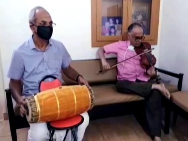 Video : Coimbatore Senior Citizens' Podcast Makes Waves