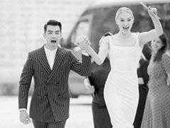 On 2nd Anniversary, Sophie Turner And Joe Jonas Take Us Inside Their Dreamy Wedding In France