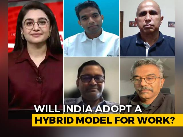 Video : As India Unlocks, What's The Future Of 'Work From Home'?
