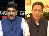 "Video: ""What About Alliance With Sena?"" Jitin Prasada Hits Back At Kapil Sibal"
