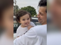 What Sumeet Vyas And Ekta Kaul Posted On Baby Son Ved's 1st Birthday