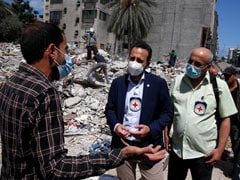 Red Cross Chief Urges Israel, Palestinians To End Cycle Of Violence