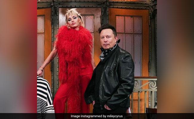 Elon Musk Throws Shade At Hacker Group With Hannah Montana Meme
