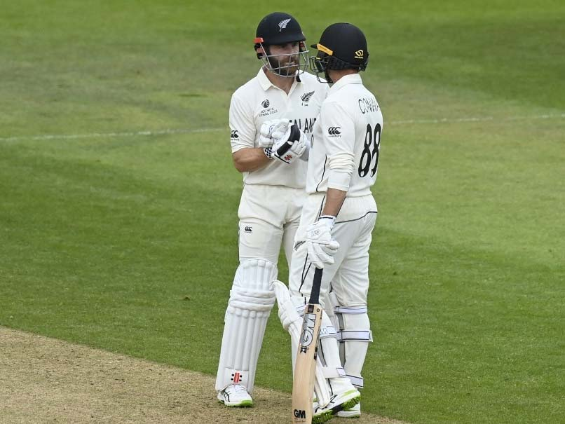 India vs New Zealand, WTC Final Highlights, Day 3: New Zealand 101/2, Trail India By 116 Runs At Stumps