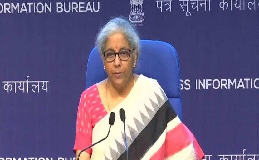 """""""India Will Continue To Attract Foreign Investments..."""": Finance Minister"""