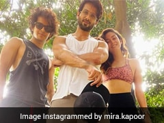Can There Be A More Stylish Dream Team Than Mira Rajput, Shahid Kapoor And Ishaan Khatter?