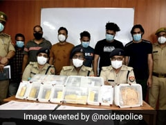 Six Arrested, Robbed Gold Worth Rs 6.55 Crore Recovered In Noida