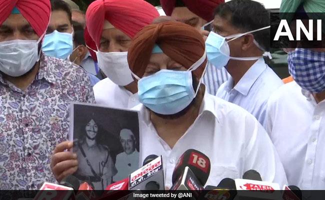 'Made Indians, Punjabis Proud': Punjab Chief Minister On Milkha Singh