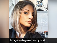 Sussanne Khan's Slaying Don't Stop As She Rocks Her New Chop Chop