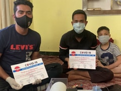 Helping India Breathe: Kashmir Students Make Low-Cost Portable Ventilator From Scrap
