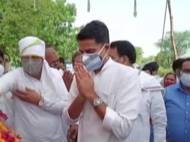 "Video : ""Could Be Sachin Tendulkar"": Sachin Pilot Disses BJP Leader's Claim"