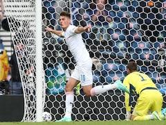 Euro 2020: Patrik Schick Brace Powers Czech Republic To 2-0 Win vs Scotland