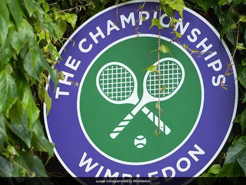 Zhang Zhizhen Becomes 1st Chinese Man To Play At Wimbledon In Open Era