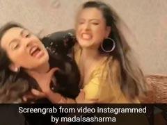 Madalsa Sharma की बेस्ट फ्रेंड के साथ हो गई हाथापाई, वजह कर देगी हैरान- देखें Video