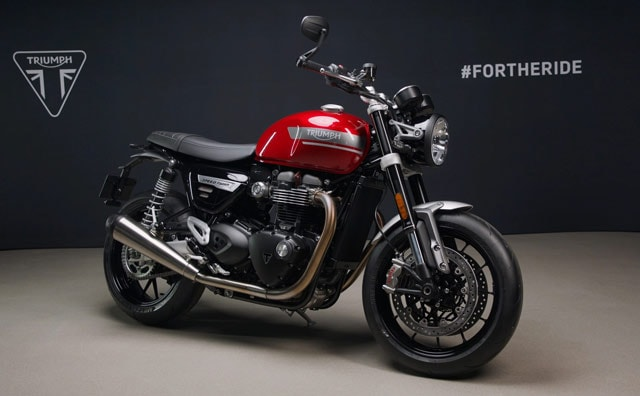 Video : 2021 Triumph Speed Twin First Look