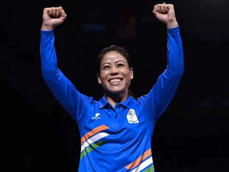 Tokyo Olympics: Indias Magnificent Mary Fights To The Last For Olympic Boxing Glory