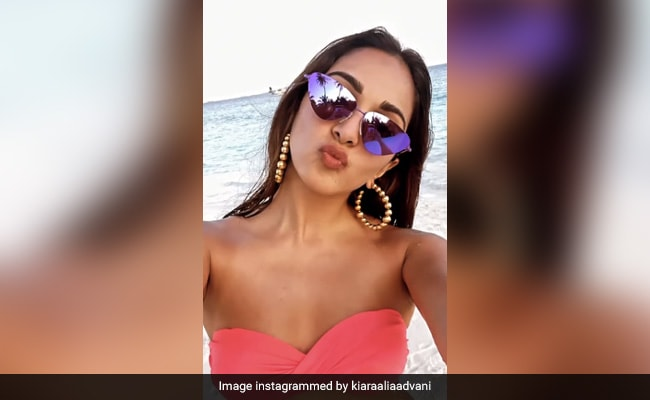 Kiara Advani Just Wants To Be Transported To A Land Of 'Sunshine And Tan'