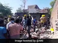 3 Die, 2 Injured In Explosion At Tamil Nadu Firecracker Factory