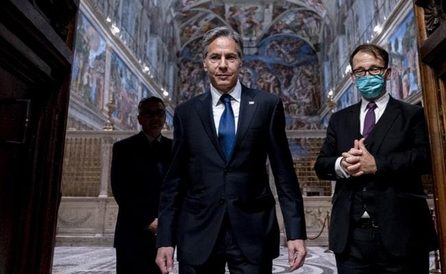 US State Secretary Antony Blinken Presses On Democracy On Call With Tunisia president