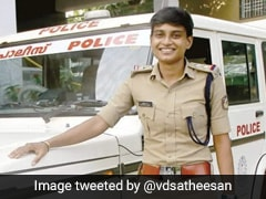 Kerala Woman Who Once Sold Lemonade, Ice Cream For A Living Is Now A Cop