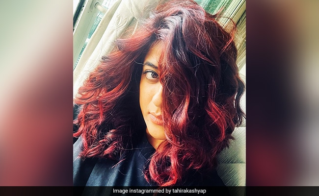 Cancer Survivor Tahira Kashyap Is Painting Instagram Red With Her New Look