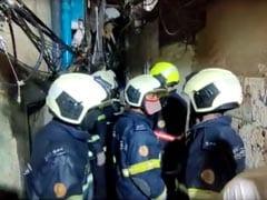 मुंबई: बांद्रा में चार मंजिला इमारत का हिस्सा गिरने से 4 लोग जख्मी, एक की मौत