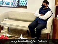 Devendra Fadnavis Shuts Down Rumours After Surprise Sharad Pawar Meeting