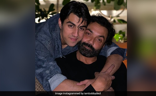Bobby Deol's Son Aryaman, 20 Today, Got The Best Wish From His Dad