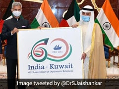 """India """"Moved Mountains"""" To Contain Second Wave Of Covid: S Jaishankar In Kuwait"""