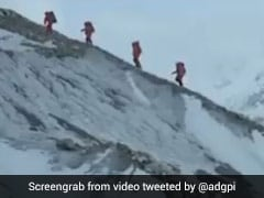 """Army Releases Video In Tribute To """"Heroes Of Galwan"""""""