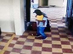 Arrested After CCTV Of Him With Suitcase, Cops Said Wife's Body Within