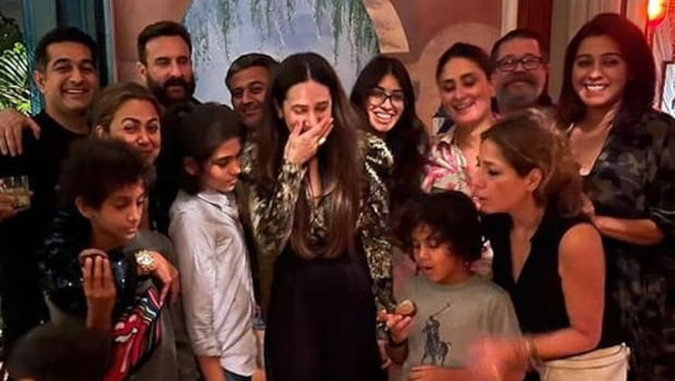 Karisma Kapoor's Birthday Treat Prepared By Rhea Kapoor Is A Gastronomic Dream