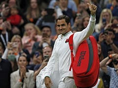 """""""My English Not Good Enough"""": Roger Federer Leaves Wimbledon Crowd In Splits. Watch"""