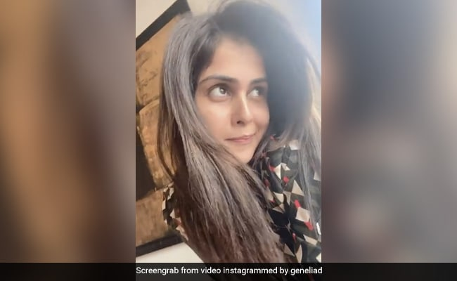 Does Genelia D'Souza Specialise In 'Being Bratty'? Maybe Just A Little Bit