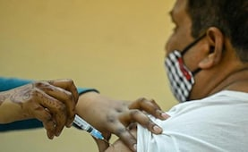 India Vaccinates Record 47 Lakh People On Day 1 Of New Vaccine Regime