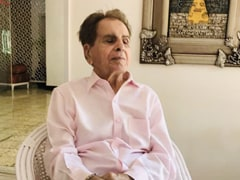"""Dilip Kumar Is """"Stable,"""" Might Be Discharged Soon, Tweets Wife Saira Banu"""